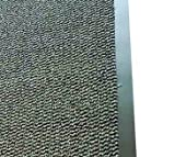 Dirt Stopper Carpet Runner 60cm x 160cm Grey/Black.With Non-Slip Back RRP £29.99