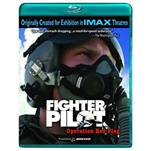 IMAX: Fighter Pilot- Operation Red Flag [Blu-ray] (2005)