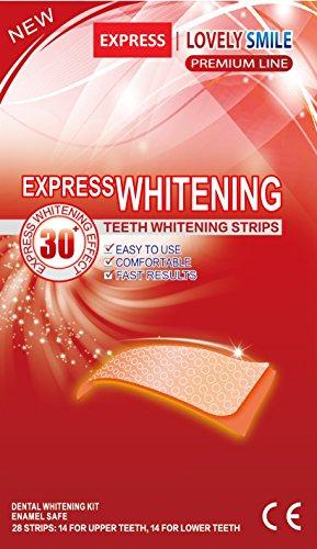 Lovely Smile Premium Line Teeth Whitening Strips
