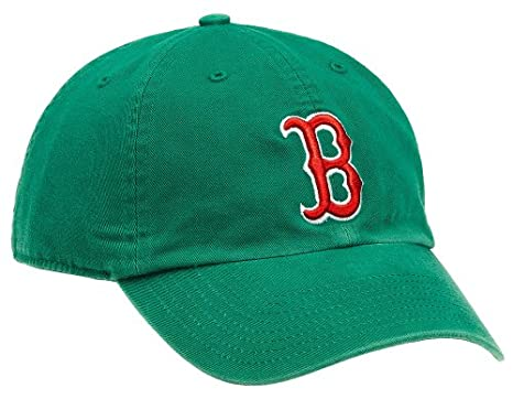1d0704a817ac3 47 Brand Mlb Boston Red Sox St. Patrick s Franchise Fitted Baseball ...