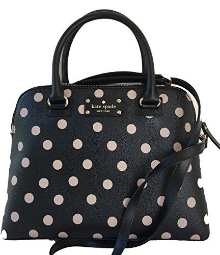 kate-spade-new-york-wellesley-printed-small-rachelle-satchel-handbag-purse-black-decobeige