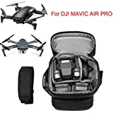 Drone Storage Bag, Iuhan Portable Carry Storage Case Shoulder Bag Backpack for DJI Mavic Air Pro Drone (Black)