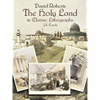 The Holy Land in Classic Lithographs: 24 Cards
