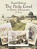 The Holy Land in Classic Lithographs: 24 Cards (Dover Postcards)