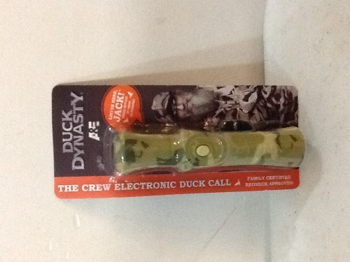 Best Price! Duck Dynasty The Crew Electronic Duck Call