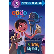 A Family Mystery (Disney/Pixar Coco) (Step into Reading)