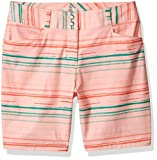 adidas Golf Women's Essentials Painted Stripe Shorts, Haze Coral, Size 16