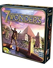 Asmodee 7 Wonders Board Games