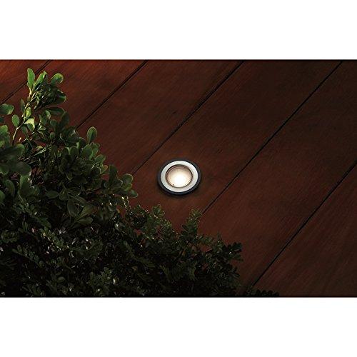 Portfolio 0.3-Watt 4-Light Black Low Voltage Plug-in LED Step Light Kit