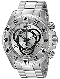 Invicta Men's 5525 Reserve Collection Chronograph Touring Edition Stainless Steel Watch