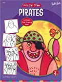 Kids Can Draw Pirates, Philippe Legendre, 1560106549