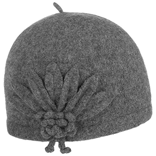 39d8fee4a73 Lipodo Jalena Milled Wool Hat Women