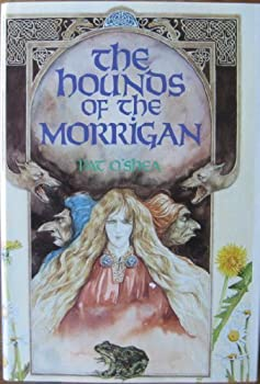 The Hounds of the Morrigan by Pat O'Shea fantasy book reviews