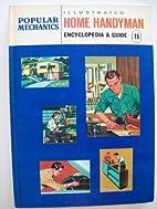 Popular Mechanics Illustrated Home Handyman…