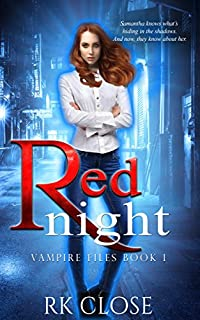 Red Night by R.K. Close ebook deal