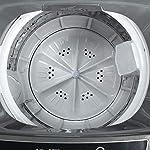 Godrej 6 Kg 5 Star Fully-Automatic Top Loading Washing Machine (WTEON 600 AD 5.0 ROGR, Grey)