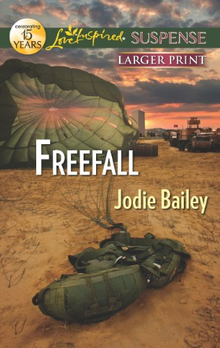 book cover of Freefall