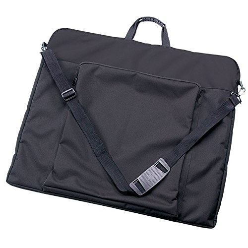 ArtBin 6829AG Tote Folio Artist Portfolio, All Black by ArtBin