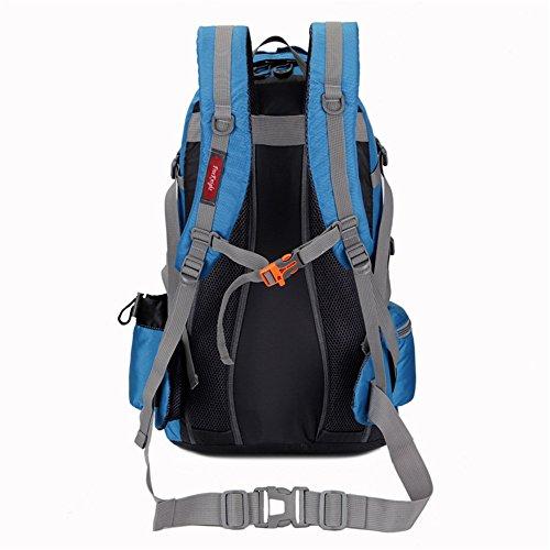 FangYOU1314 Outdoor Rucksack Männer Und Frauen Outdoor Bag Wasserdichte Licht Rucksack Professionelle Bergreisetasche