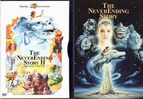 y & The Never Ending Story Part II The Next Chapter Fantasy Double Feature Bastians Challenge (Magic Dragon Critter)