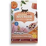 Rachael Ray Nutrish Inner Health Natural Dry Cat Food, Turkey With Chickpeas & Salmon Recipe, 6 Lbs