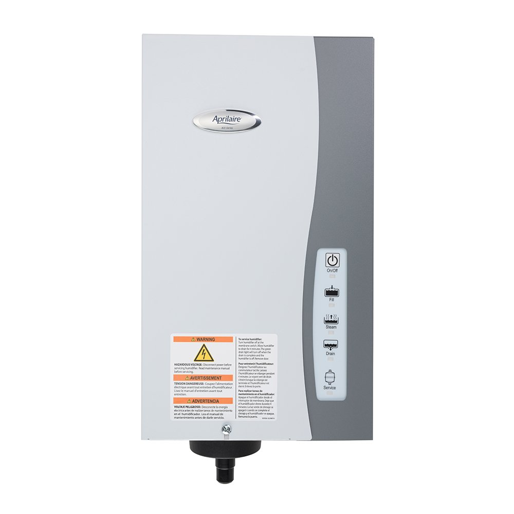 Aprilaire 800 Whole House Steam Humidifier, High Output Humidifier