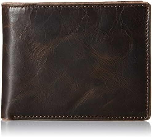 Fossil Men's Anderson Bifold Wallet with Flip ID Window