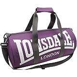 Lonsdale - Sac De Sport À Bandoulière London - Violet/Gris