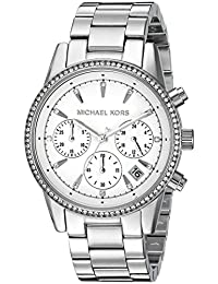 Michael Kors Women's Ritz Silver Watch MK6428