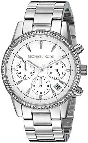 Michael Kors Womens Silver Tone MK6428 product image