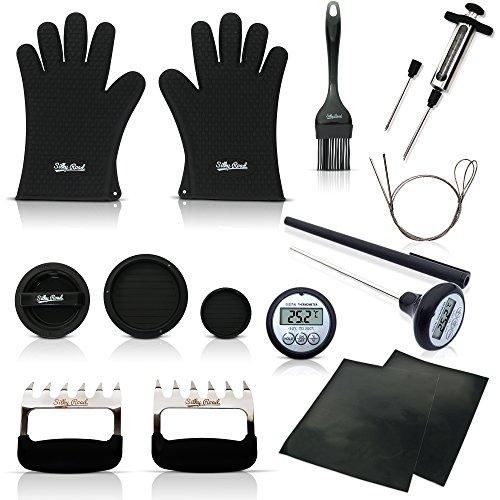 bbq accessories kit - 7