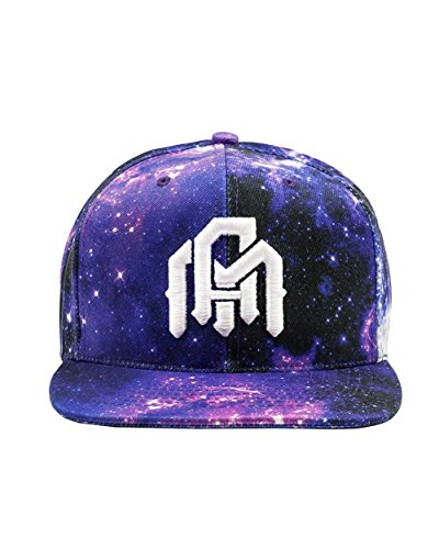 INTO THE AM Stardust Snapback Hat (La Galaxy Snapback)