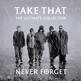 Never Forget – The Ultimate Collection のジャケット画像