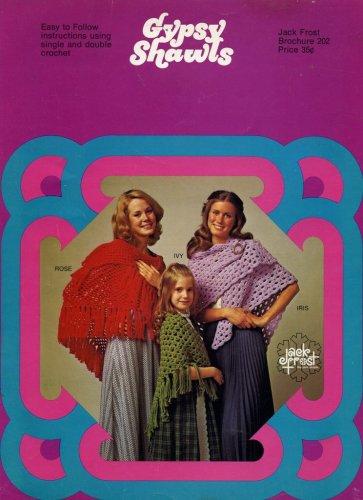 Gypsy Shawls (Brochure 202) (202 Yarn)