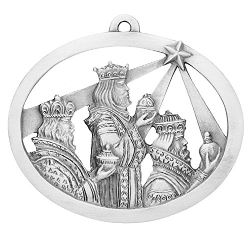 Hampshire Pewter - Three - Kings Three Wisemen Three
