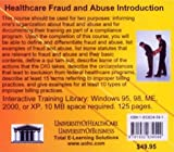 Healthcare Fraud and Abuse Introduction, Farb, Daniel, 1932634541