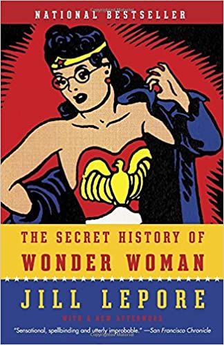 Image result for the secret history of wonder woman