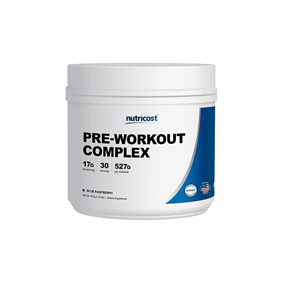 Nutricost Pre Workout Complex