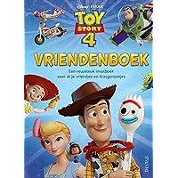 Disney Vriendenboek Toy Story 4: Een reuzeleuk invulboek voor al je vriendjes en klasgenootjes