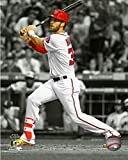 Bryce Harper Washington Nationals 2015 MLB All-Star Game Spotlight Action Photo