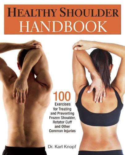 Healthy Shoulder Handbook Exercises Preventing ebook product image