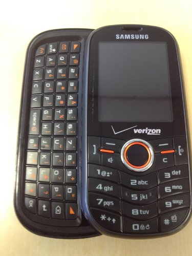 Samsung Intensity SCH U450 Smartphone Keyboard