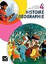 Histoire-Géographie 4e éd. 2011 - Manuel de l'élève (format compact) par Richard