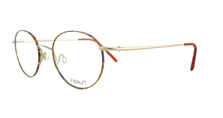 Amazon.com: Flexon Flexon 623 Eyeglasses 243 Tortoise/Natural Demo ...