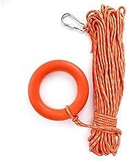 Summer Enjoyment Pool Supplies 6MM Diameter Lifesaving Tool, PVC Material, Outdoor Floatability for Climbing S
