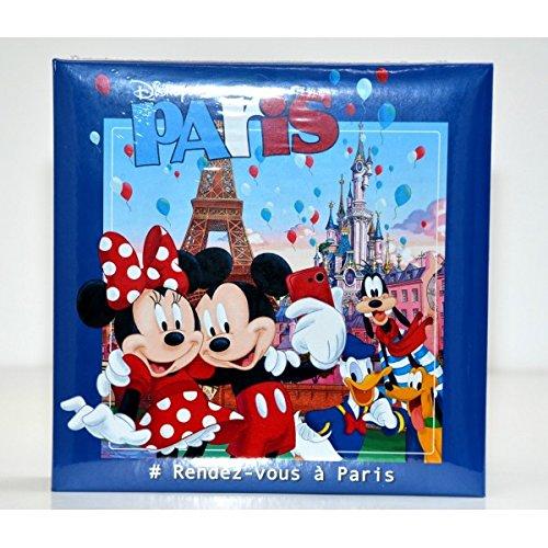 Disneyland Paris - Álbum de Fotos, diseño de Mickey y Sus ...