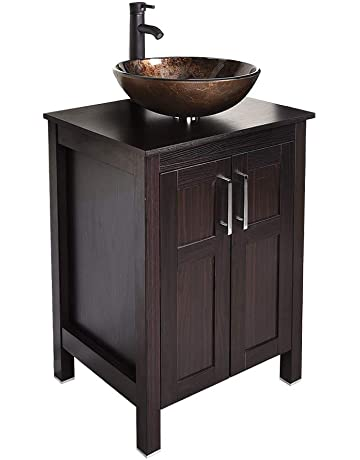 Excellent Bathroom Vanities Amazon Com Kitchen Bath Fixtures Home Interior And Landscaping Palasignezvosmurscom