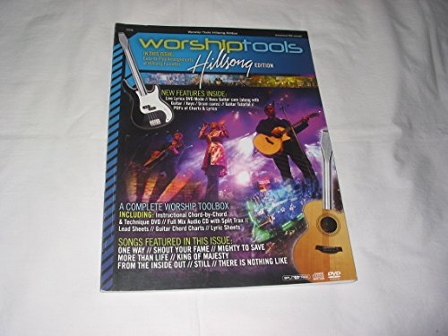 (Worship Tools: Hillsong Edition book only)