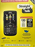 Samsung R375C Cell Phone (Straight Talk)(Certified Refurbished)