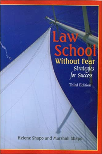 Law school admissions fears?